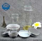 1030ml Kruik van het Glas van de Opslag van de Mond van de Rang van het voedsel de Transparante, Cilindrische, Brede