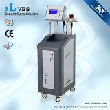 Máquina leve do cuidado do peito do vácuo da terapia da onda ultra-sônica