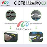 Módulo de LED de cor completa de manutenção frontal para exterior