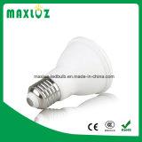 Preiswerte Plastikbirne des aluminium-8W PAR20 LED mit E27