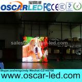 LED表示スクリーンのパネルを広告する屋外P4 P5 P6