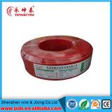 Fio flexível da alta qualidade dobro do revestimento de PVC, Fio do tanoeiro de Rvv