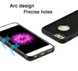 Anti-Gravity耐震性のNano吸引の技術のiPhone 4.7/5.5のインチ/6 Plus/6sのための粘着性があるセルケースと