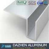 Profil en aluminium en aluminium de garniture de tuile de la fabrication 6063