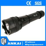 La autodefensa de alto voltaje con la linterna del LED atonta los armas