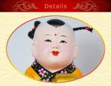 Wünschenswerte Puppe für Ansammlung von Geschäftserfolg