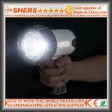 Proyector sin cuerda recargable de 3W LED con la linterna de 8PCS LED