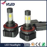 Faro all'ingrosso di alto potere H13 LED del faro H4 del V8 LED LED 2016 H4 massimo minimo