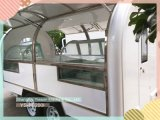 Ys-Fb200I Roomy Eiscreme Van Catering Trailers