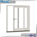 Portes coulissantes en aluminium de double vitrage d'interruption thermique