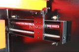 Máquina de dobra hidráulica, máquina hidráulica do freio da imprensa da folha