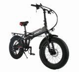 يطوي درّاجة كهربائيّة سمين