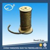Cuerda trenzada de la fibra del basalto