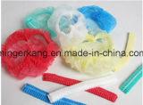 Elástico no tejido disponible del doble del casquillo del clip de Xiantao