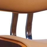 합판 가짜 가죽 식사 의자 (W13848-4)