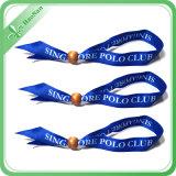 Wristbands горячего сбывания изготовленный на заказ выдвиженческие сплетенные для случаев