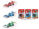 l'automobile di carta DIY di puzzle 3D gioca il regalo di promozione (H4551405-412)