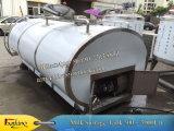 2nos 6HP 냉각 압축기를 가진 5000LTR 우유 냉각기