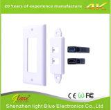 120 Verbinder-Wand-Platte des Port-HDMI