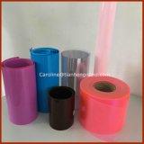 Film chaud rigide de couverture de vente du film 0.5mm de PVC de feuille en plastique