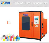 オイルのプラスチック飲料のドリルのプラスチックびんのためのTV1Lブロー形成機械