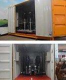 Sistema della pompa di innesco dell'acqua senza serbatoio di acqua