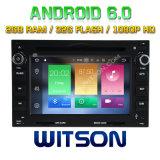 Automobile DVD del Android 6.0 di memoria di Witson otto per Volkswagen Golf/B5