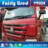 Verwendeter 336/371/375HP HOWO Traktor-Kopf des LKW-Traktors