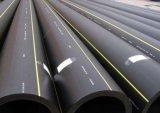 Dispositif de mesure d'épaisseur de diamètre de pipe d'Ultrascan sur la ligne d'extrusion
