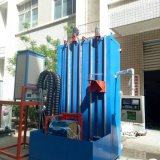 Ultrasnoc Frequency Induction Gear Wheel Quenching / Hardening Machine for Shaft Pipe