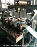 高精度、プラスチックフィルム、転送するロール多層ライニング機械