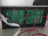 P10 Mehrfarben-LED Baugruppe, P10 verdoppeln Farben-Schlitz-Bildschirmanzeige/waagerecht ausgerichtete zählenled-Bildschirm/Fußboden LED-Bildschirmanzeige