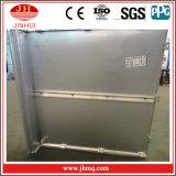 De aangepaste Bekleding van de Muur van de Verhoging van de Kleur Buiten met de Steun van de Haak van het Aluminium