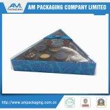 Venta al por mayor de empaquetado de papel modificada para requisitos particulares popular del rectángulo de Macaron del rectángulo de la panadería