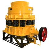Ressort et type hydraulique broyeur de cône pour l'écrasement de scories de minerai