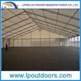 Tente en aluminium d'entrepôt de chapiteau de meilleure qualité extérieure grande à vendre