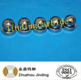 Bola de la válvula del carburo de tungsteno del API para la bomba de pozo de petróleo hecha en China
