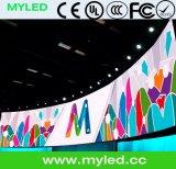 P3.91 / P4.81 Gabinete de fundición a presión para interiores Alquiler Pantalla LED / panel LED