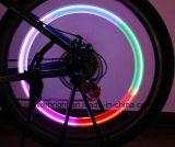 Свет спицы автошины клапана автоматического цвета изменяя для Bike Motorbicycle