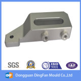 Peça fazendo à máquina do CNC do alumínio com anodização