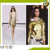 Común de oro caliente Papeles de aluminio estampados para la industria textil