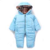 卸し売りバルク赤ん坊の衣服、カスタム暖かい赤ん坊の冬のホースのジャンプスーツ
