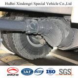 フィアットエンジンを搭載する33cbm Ivecoのユーロ3カーボン粉の輸送のタンク車