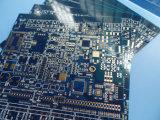 PWB 2oz com o Soldermask azul no módulo de fonte de alimentação