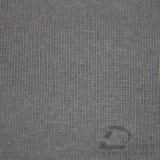 agua de 75D 220t y de la ropa de deportes tela tejida chaqueta al aire libre Viento-Resistente 100% del poliester del telar jacquar del Artificial-Algodón abajo (Y004)