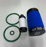 Elemento de filtro industrial do ar das peças sobresselentes 1624163305 do ar dos compressores