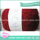 Patterns de fil en ligne Laine Cheap Yarn Textile texturée pour Knitting