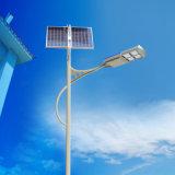 luz solar do quadrado da rua da iluminação dos materiais 96W de alumínio novos