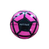 Sfera lucida cucita a macchina di gioco del calcio/calcio del PVC Size#5