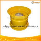 El borde de acero del instrumento agrícola de la flotación rueda W8*36